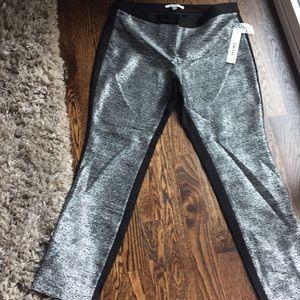 DKNYC holiday stretch pants NWT